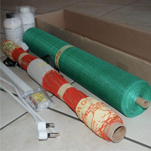 Coldbuster Under Tile Heater Kit
